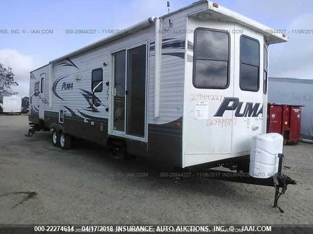click here to view 2013 PUMA 38PLF at IBIDSAFELY