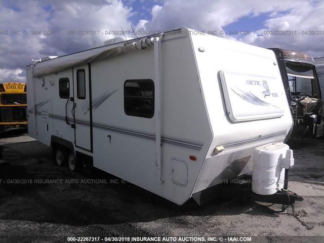 click here to view 2002 NORTHWOOD ARCTIC FOX at IBIDSAFELY