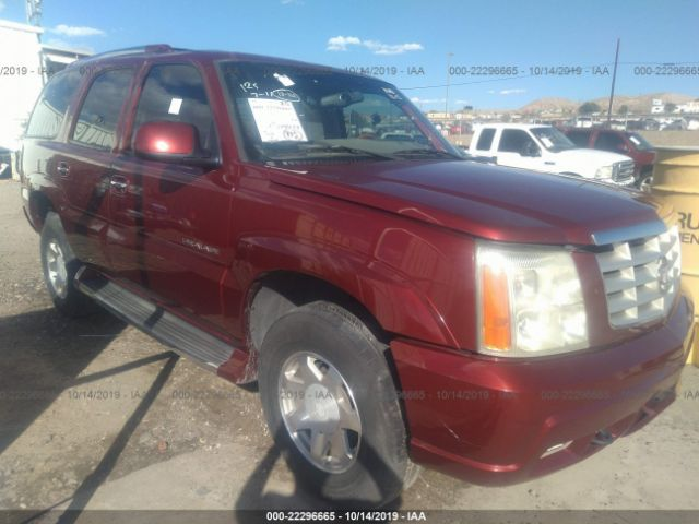 click here to view 2002 CADILLAC ESCALADE at IBIDSAFELY