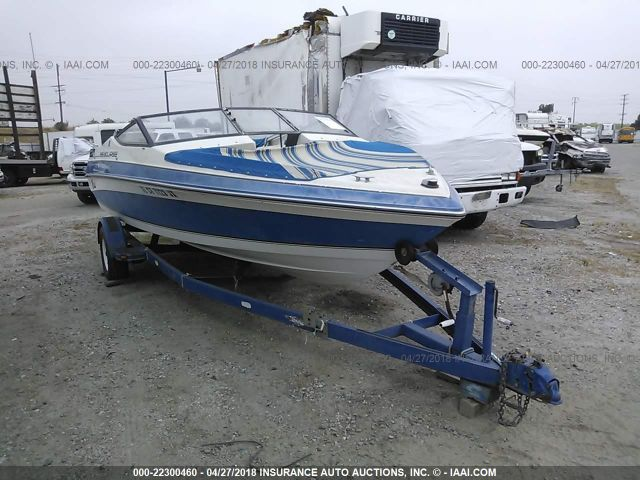 1989 WELLCRAFT BOAT 18 & 1/2 FT - Small image. Stock# 22300460