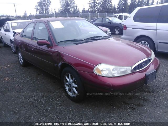 2000 FORD CONTOUR - Small image. Stock# 22309910