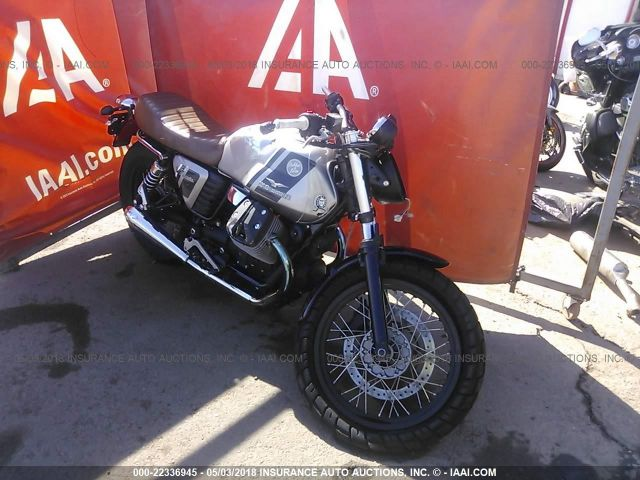 click here to view 2014 MOTO GUZZI V7 at IBIDSAFELY