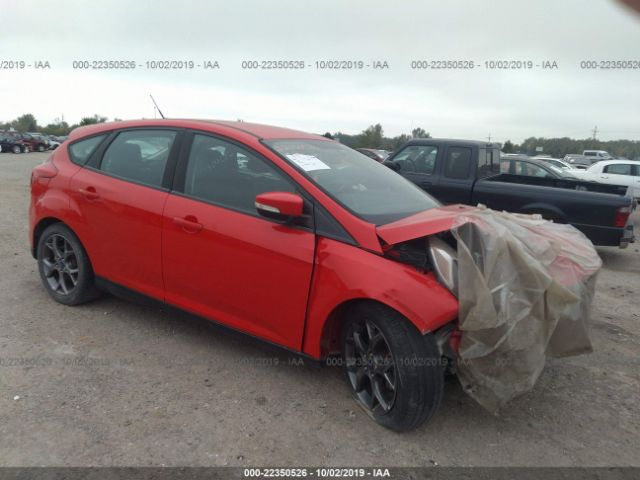 2014 FORD FOCUS - Small image. Stock# 22350526