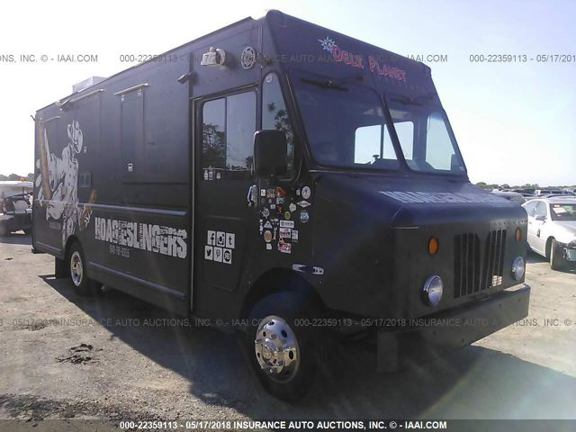 click here to view 2009 WORKHORSE CUSTOM CHASSIS COMMERCIAL CHASSI at IBIDSAFELY