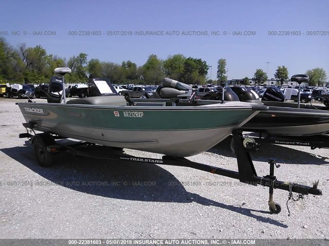 2000 TRACKER BOAT - Small image. Stock# 22381603