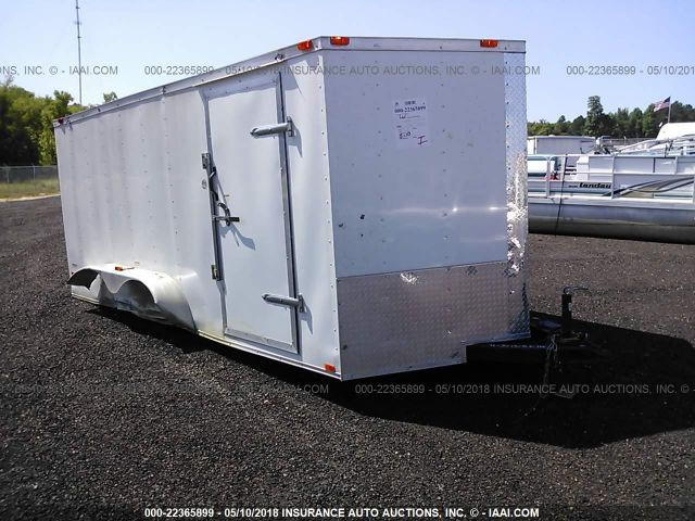 2017 FREEDOM UTILITY TRAILER - Small image. Stock# 22365899