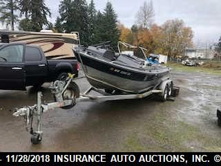 click here to view 1995 ALUMA BOAT TRL at IBIDSAFELY