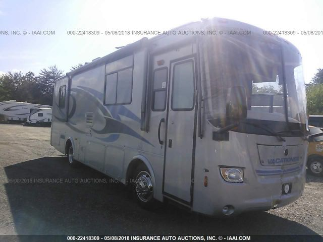 click here to view 2007 HOLIDAY RAMBLER VACATIONER (ROADMASTER) at IBIDSAFELY