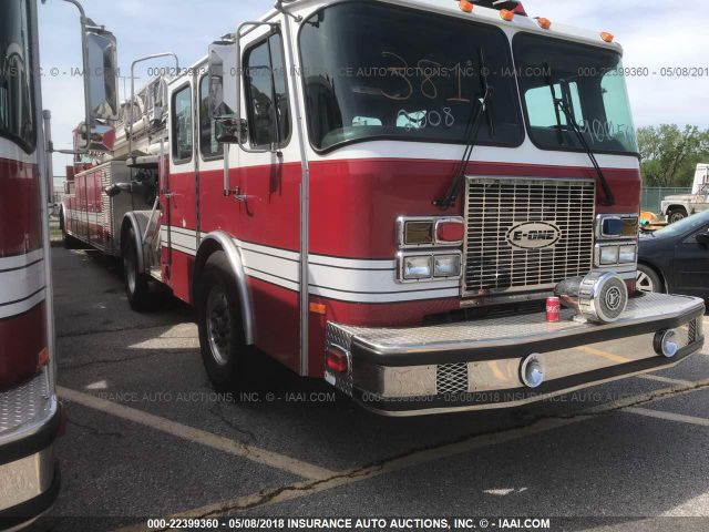 click here to view 2000 EMERGENCY ONE FIRETRUCK at IBIDSAFELY