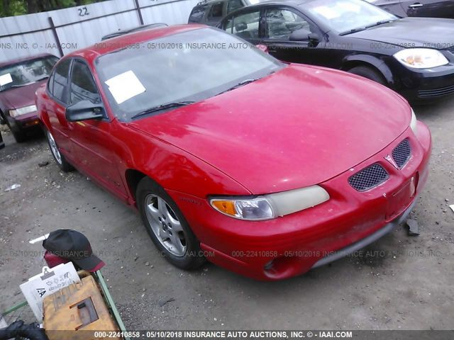 click here to view 1999 PONTIAC GRAND PRIX at IBIDSAFELY