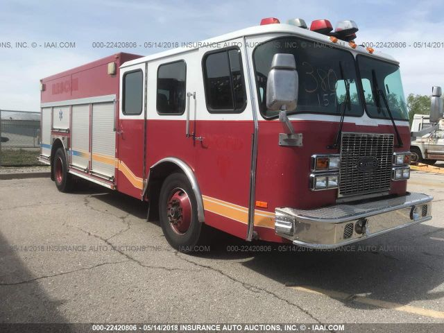 click here to view 1997 EMERGENCY ONE FIRETRUCK at IBIDSAFELY