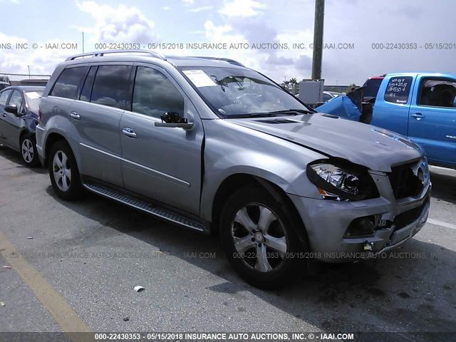 2011 MERCEDES-BENZ GL - Small image. Stock# 22430353
