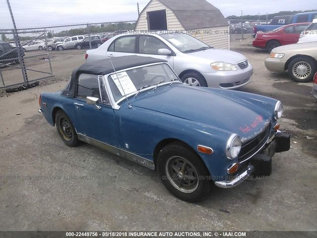 click here to view 1974 MG MIDGET at IBIDSAFELY