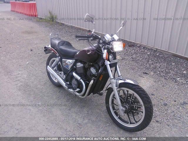 HONDA VT500