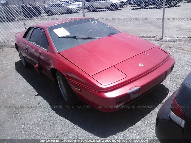 click here to view 1988 LOTUS ESPRIT at IBIDSAFELY