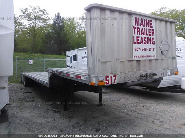 click here to view 2005 TRANSCRAFT CORP FLATBED at IBIDSAFELY