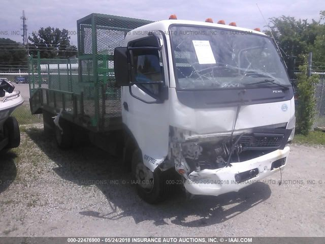 click here to view 2008 MITSUBISHI FUSO TRUCK FE at IBIDSAFELY