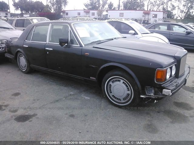 1992 BENTLEY TURBO - Small image. Stock# 22504925