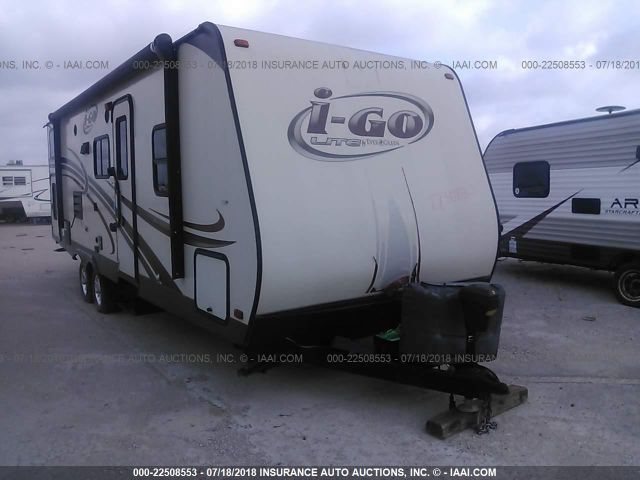 click here to view 2013 EVERGREEN RV I GO at IBIDSAFELY