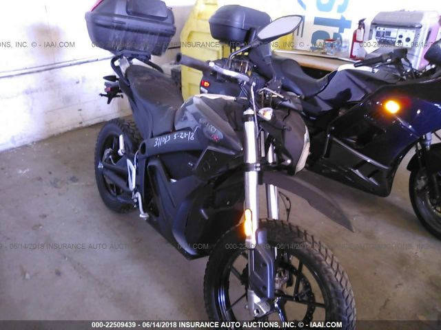 2017 ZERO MOTORCYCLES INC DSR - Small image. Stock# 22509439