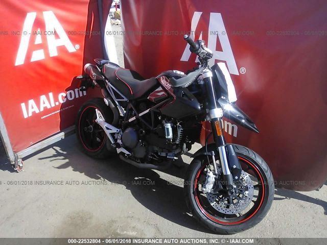 click here to view 2011 DUCATI HYPERMOTARD at IBIDSAFELY