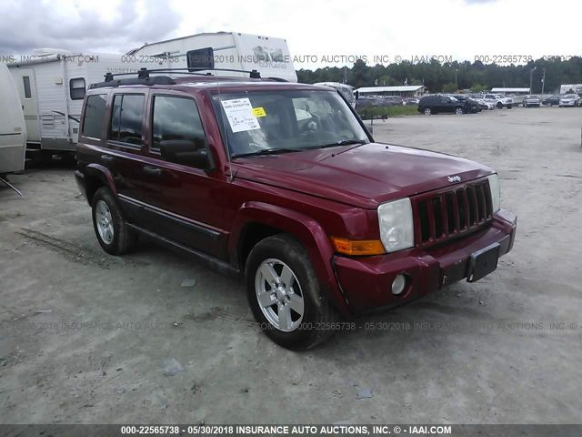 2006 / JEEP / COMMANDER  All history  Photos for VIN