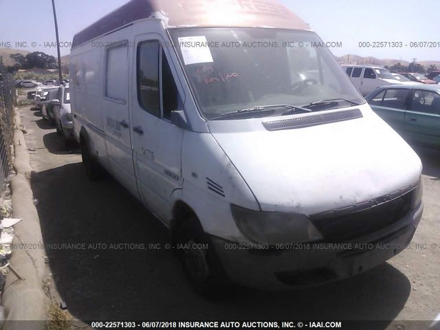 click here to view 2005 SPRINTER 3500 SPRINTER at IBIDSAFELY