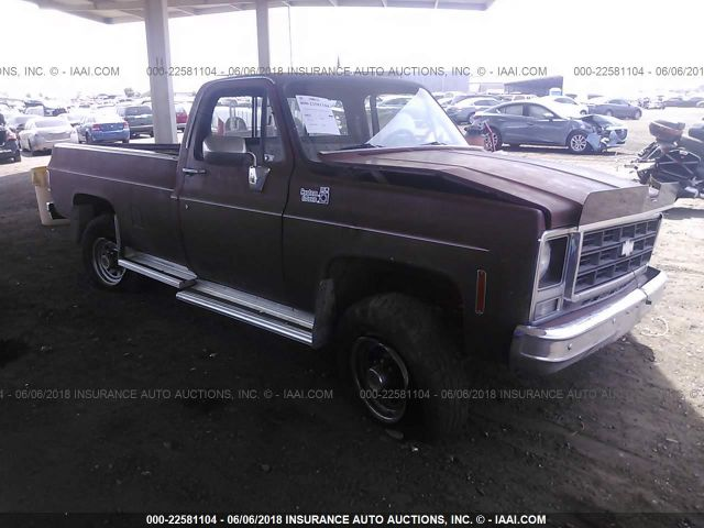 click here to view 1979 CHEVY K-20 at IBIDSAFELY