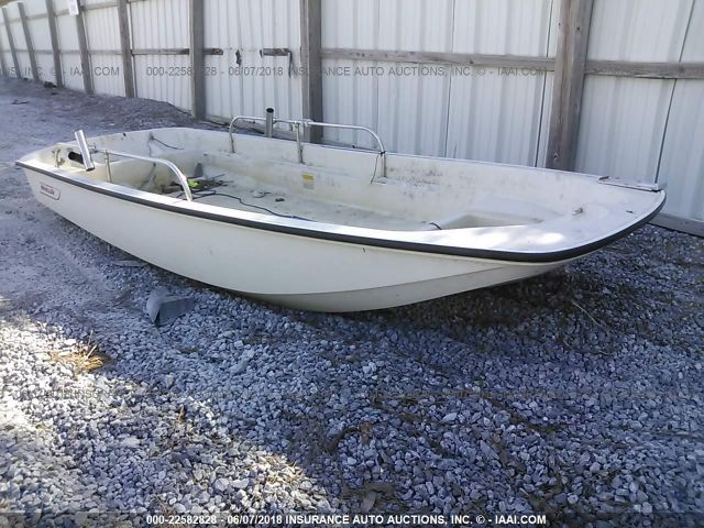 click here to view 1985 BOSTON WHALER BOAT ONLY at IBIDSAFELY