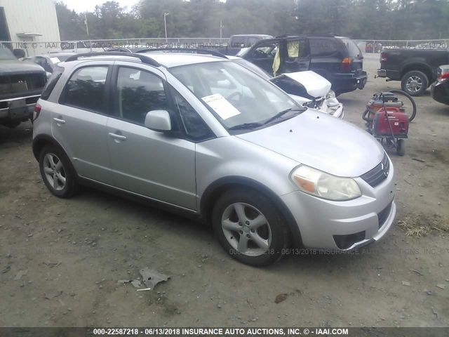 click here to view 2007 SUZUKI SX4 at IBIDSAFELY