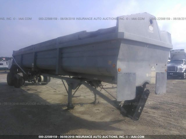 click here to view 1998 LUFKIN INDUSTRIES END DUMP at IBIDSAFELY