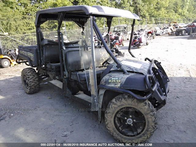 click here to view 2013 JOHN DEERE XUV 825I S4 GATOR at IBIDSAFELY
