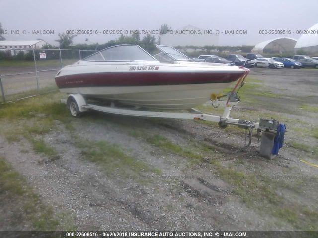 click here to view 1996 BAYLINER BOAT AND TRAILER at IBIDSAFELY