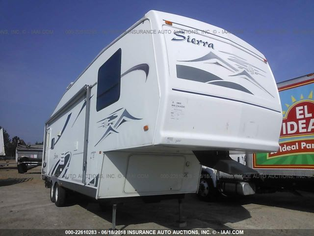 click here to view 2004 SIERRA 30RLBS at IBIDSAFELY