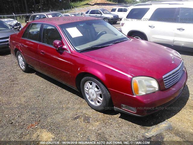 2005 Cadillac Deville Iaa Jackson Ms Usa Automarket