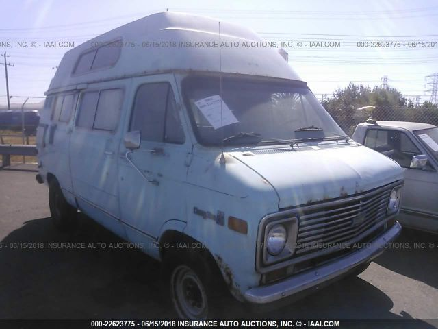 click here to view 1977 CHEVY VAN at IBIDSAFELY