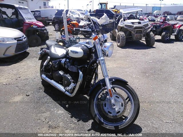 TRIUMPH MOTORCYCLE SPEED