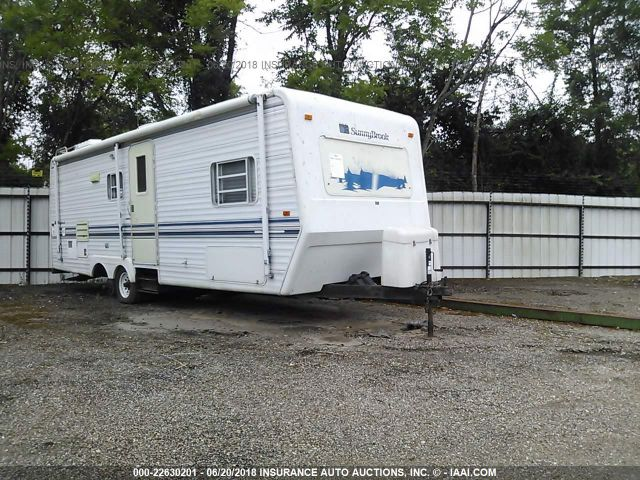 click here to view 2000 SUNNYBROOK 27FT. at IBIDSAFELY