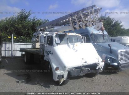 Salvage 1986 INTERNATIONAL S-SERIES for sale