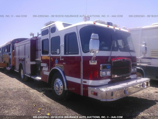 click here to view 2004 EMERGENCY ONE FIRETRUCK at IBIDSAFELY