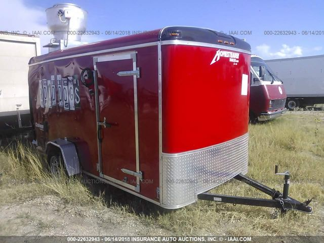 click here to view 2018 HOMESTEADER 12X6 FOOD TRAILER at IBIDSAFELY