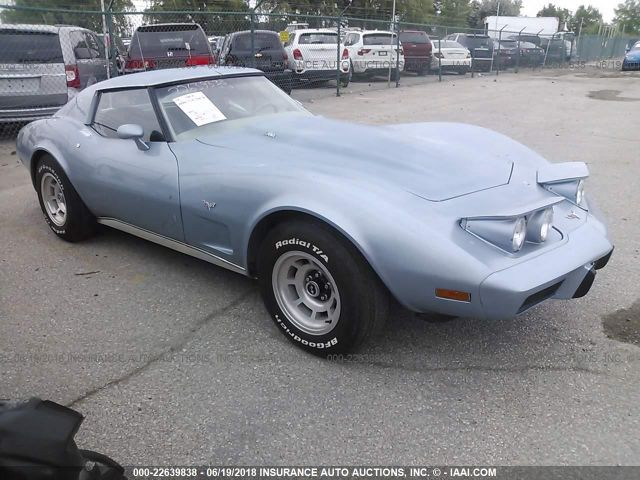 click here to view 1977 CHEVY CORVETTE at IBIDSAFELY