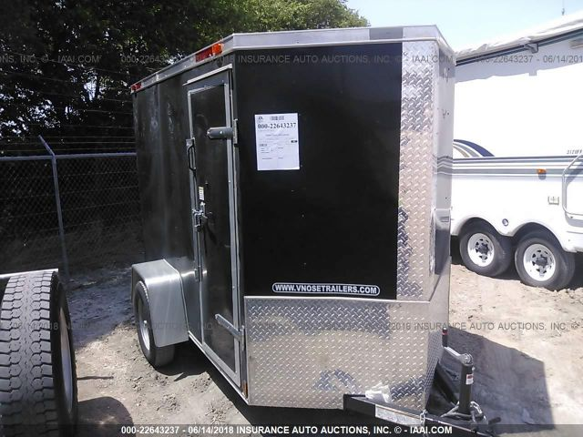 click here to view 2014 DIAMOND 5X8 V-NOSE at IBIDSAFELY