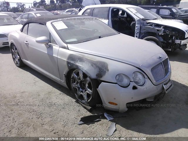click here to view 2008 BENTLEY CONTINENTAL at IBIDSAFELY
