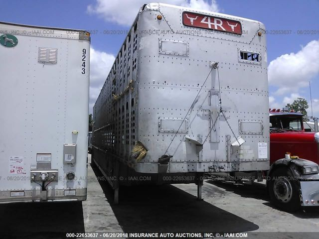 click here to view 1996 WILSON TRAILER CO LIVESTOCK at IBIDSAFELY