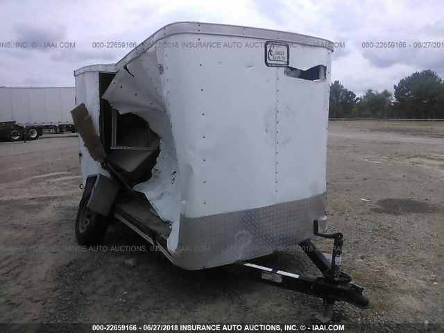1998 CARGO 5 X 10 ENCLOSED TRAILER - Small image. Stock# 22659166