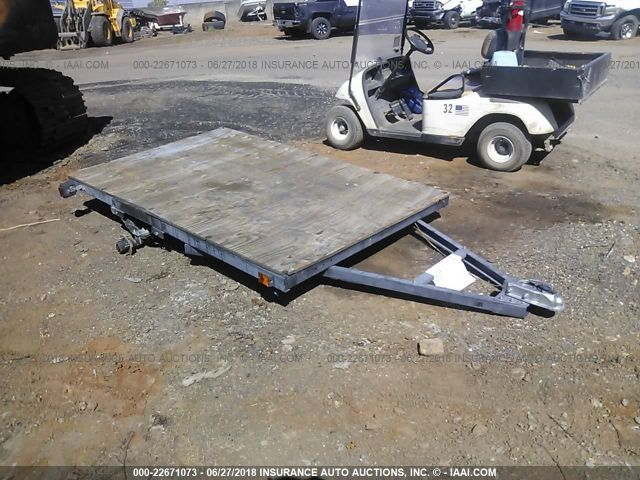 click here to view 2017 FLAT BED TRAILER FLAT BED TRAILER at IBIDSAFELY