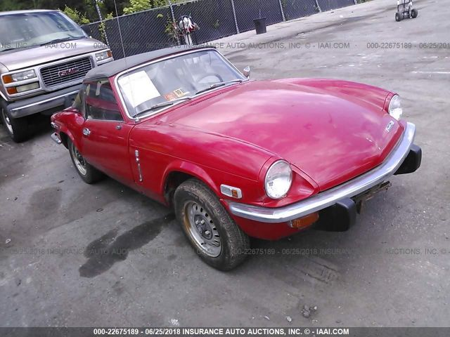 click here to view 1972 TRIUMPH SPITFIRE at IBIDSAFELY