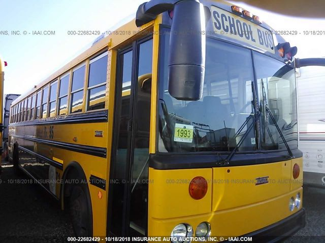 THOMAS SCHOOL BUS