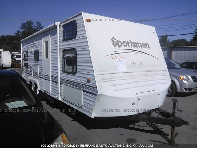 click here to view 2001 SPORTSMEN 2505 at IBIDSAFELY
